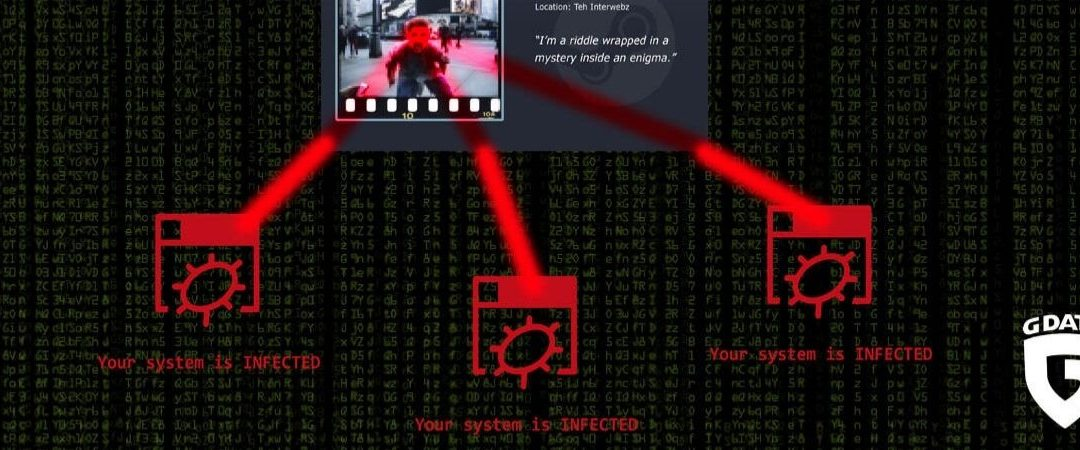 Picture this: Malware Hides in Steam Profile Images